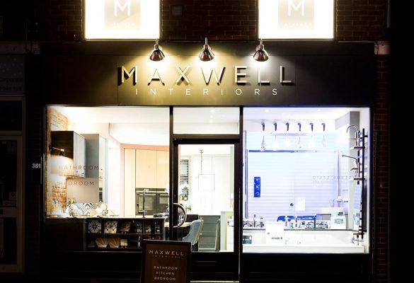 Maxwell Interiors, Fleet Showroom